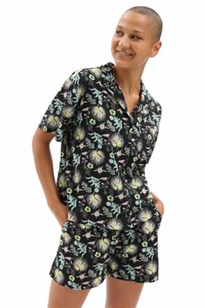 Vans γυναικείο πουκάμισο με all-over floral print ''Califas''