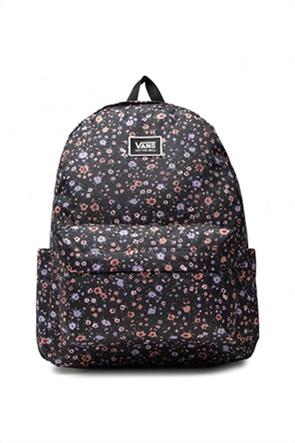 Vans γυναικείο backpack με all-over floral print ''Old Skool''