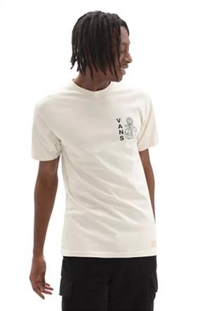 Vans ανδρικό T-shirt με oversized graphic print στο πίσω μέρος ''World Code''