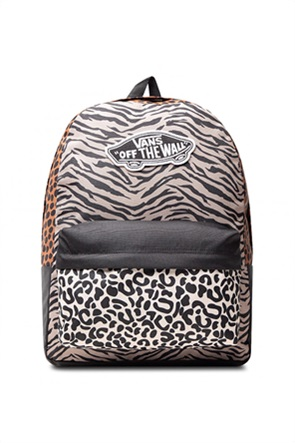 "Vans γυναικείο backpack με all-over animal print ""RealM"""
