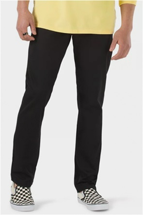 Vans ανδρικό chino παντελόνι μονόχρωμο Slim-Fit ''Authentic''