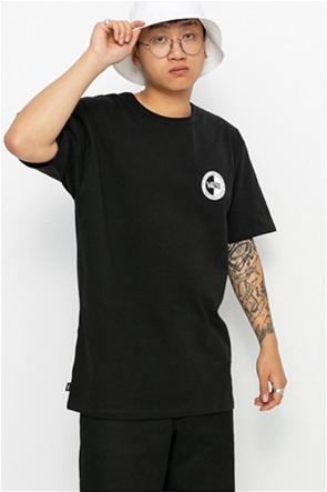 "Vans ανδρικό T-shirt με graphic print ""Off The Wall Slanted'"