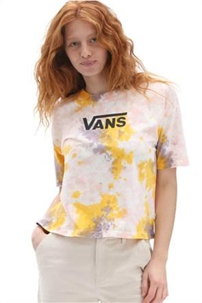 Vans γυναικείο T-shirt με logo print ''Interrup''