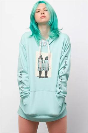 "Vans γυναικεία μπλούζα φούτερ με κουκούλα ""Χ The Shinning"""