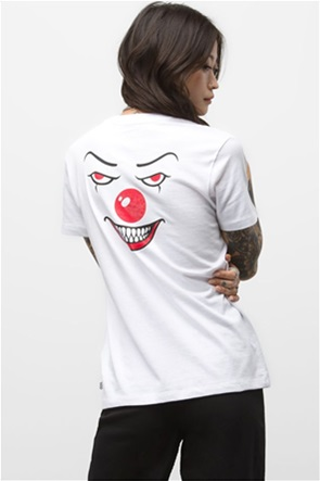 "Vans unisex T-shirt με print ""Χ ΙΤ"""