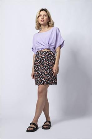 Helmi γυναικεία mini φούστα floral