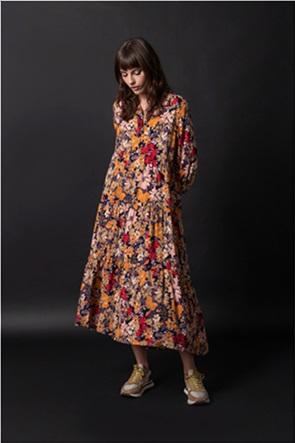 Helmi γυναικείο maxi φόρεμα με all-over floral print
