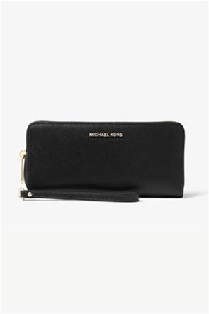 60ebf6daba ΓΡΗΓΟΡΗ ΑΓΟΡΑ. MICHAEL KORS BAGS · Μichael Kors γυναικείο δερμάτινο  πορτοφόλι με μεταλλικό λογότυπο