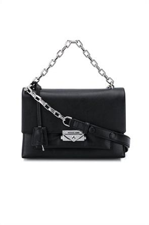 7d5b69103cc9 Michael Kors γυναικεία δερμάτινη τσάντα ώμου καπιτονέ Sloan Large. 410