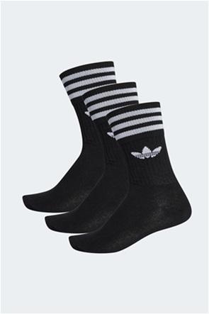 Adidas κάλτσες Crew με Adidas Originals λογότυπο Σετ 3 τεμαχίων