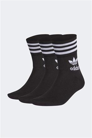 Adidas unisex κάλτσες ''Mid-cut Crew'' (3 τεμάχια)