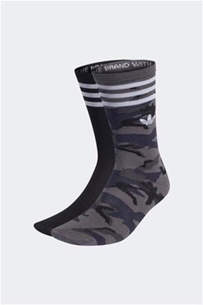Adidas σετ unisex ψηλές κάλτσες ''Camo Crew''  (2 ζεύγη)