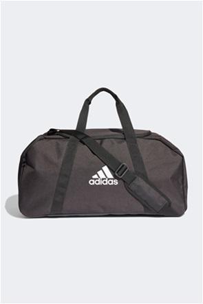 Adidas unisex αθλητική τσάντα με logo print ''Tiro Primegreen Duffel''
