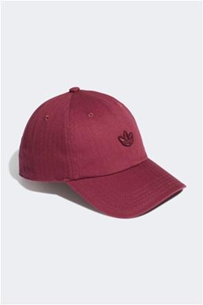 Adidas unisex καπέλο jockey με κεντημένο λογότυπο ''Adicolor Vintage''