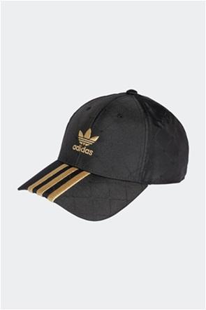 "Adidas unisex καπέλο jockey με κεντημένο λογότυπο ''Βaseball' Cap""'"