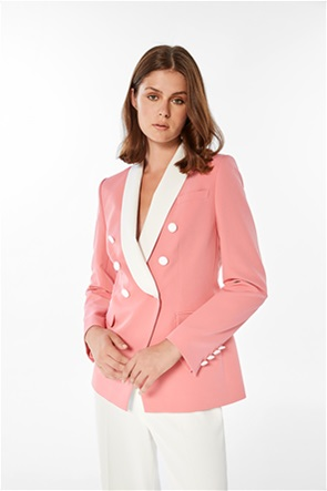 Jupe γυναικείο σακάκι με διακοσμητικά κουμπιά