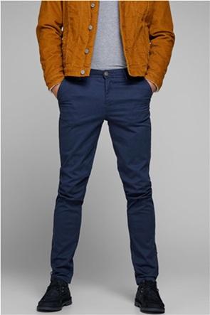 JACK & JONES Ανδρικό παντελόνι chino Marco Bowie Navy Blazer