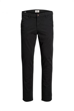 JACK & JONES ανδρικό chino παντελόνι μονόχρωμο