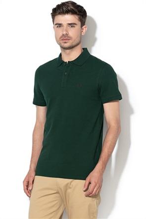 Selected ανδρική μπλούζα πόλο μονόχρωμη