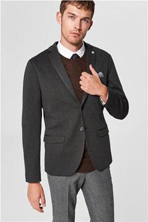 SELECTED ανδρικό σακάκι Formal με διακοσμητικό μαντήλι