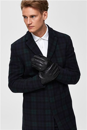 Selected ανδρικά γάντια δερμάτινα
