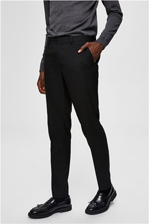 Selected ανδρικό παντελόνι chino slim fit