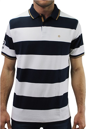 DORS ανδρική μπλούζα πόλο ριγέ