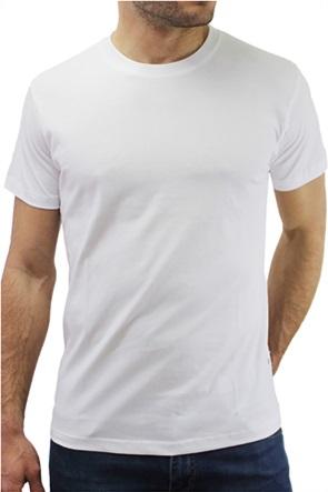 DORS ανδρικό T-shirt μονόχρωμο