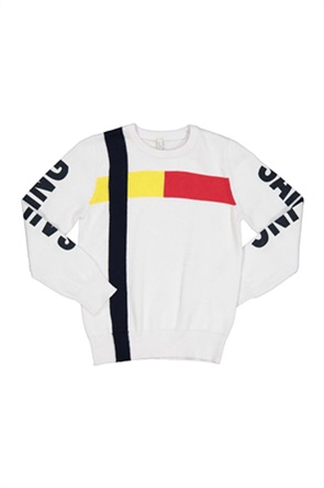 "Grant TryBeyond παιδική πλεκτή μπλούζα ""Sailing"""