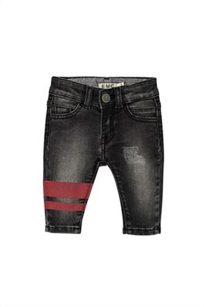 Grant EMC βρεφικό τζην παντελόνι με φαρδιά ρίγα