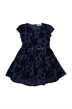 Grant TryBeyond παιδικό mini φόρεμα με floral σχέδιο