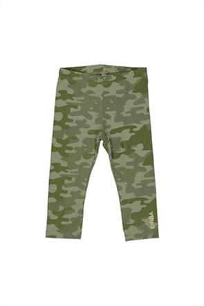 Grant Birba βρεφικό κολάν με all-over camouflage print