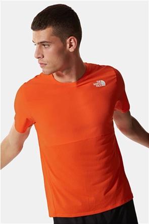 "The North Face ανδρικό T-Shirt με logo print ""True Run"""