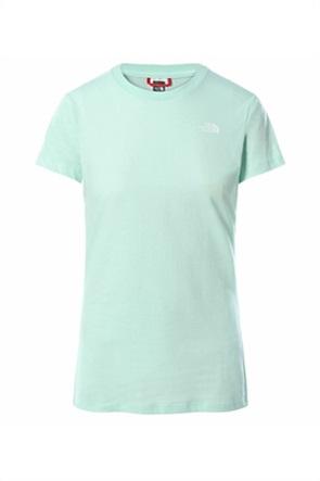 The North Face γυναικείο T-shirt με oversized graphic print στο πίσω μέρος