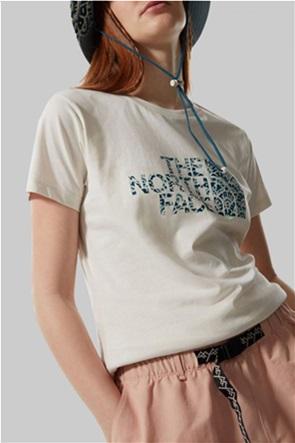 The North Face γυναικείο T-shirt με logo print ''Easy''