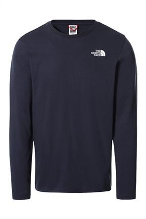 "The North Face ανδρική μπλούζα με logo print στην πλάτη ""Easy Tee"""