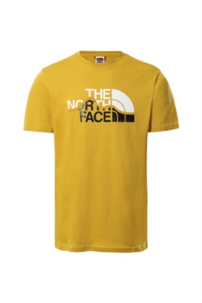 "The North Face ανδρικό T-shirt με logo print ""Mountain Line Tee"""