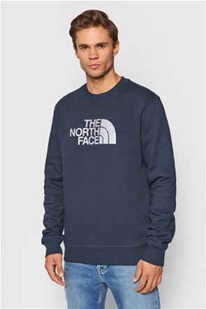 """The North Face ανδρική φούτερ μπλούζα με logo print """"Drew Peak Crew"""""""
