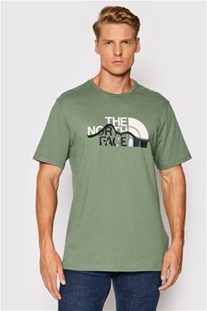 The North Face ανδρικό T-shirt με logo print ''Mountain Line''