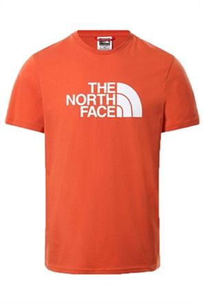 The North Face ανδρικό T-shirt με logo print στο στήθος