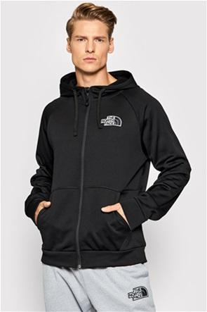 "The North Face ανδρική ζακέτα φούτερ με κεντημένο λογότυπο ""Exploration"""