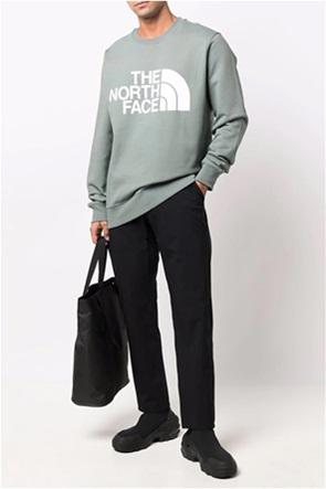 """The North Face ανδρική μπλούζα φούτερ με logo print """"Standard Crew"""""""