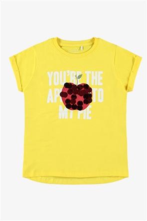 Name It παιδικό T-shirt με print