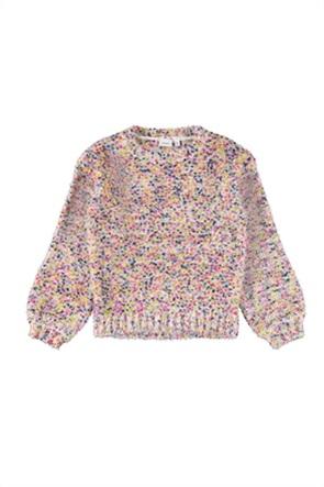 Name It παιδικό πουλόβερ με στρογγυλή λαιμόκοψη