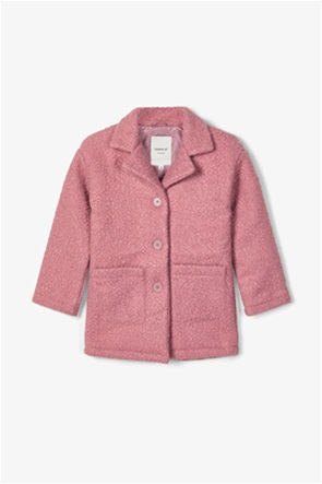 Name It παιδικό παλτό με τσέπες