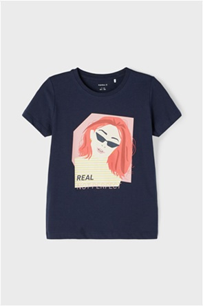 Name It παδικό T-shirt με graphic print (6-14 ετών)