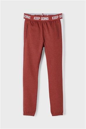 Name It παιδικό παντελόνι φόρμας με ρίγα στο πλάι