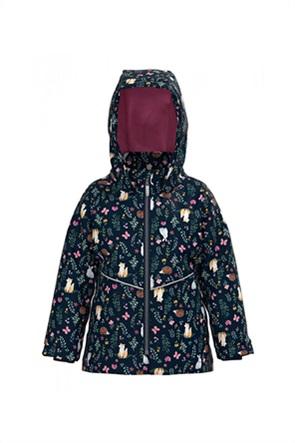 Name It παιδικό μπουφάν με κουκούλα και graphic print