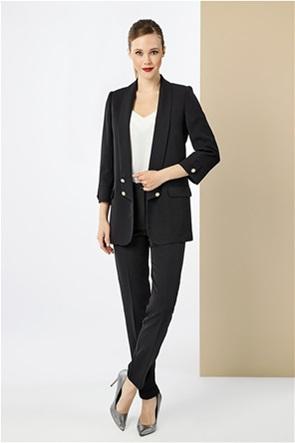 Forel γυναικείο υφασμάτινο παντελόνι Slim Fit