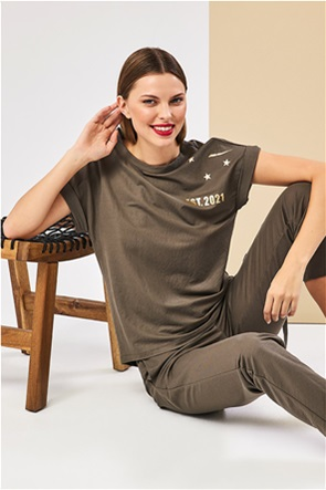 Forel γυναικείο T-Shirt militaire